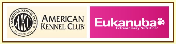Circle B Labs is proud to be associated with the American Kennel Club and Eukanuba.